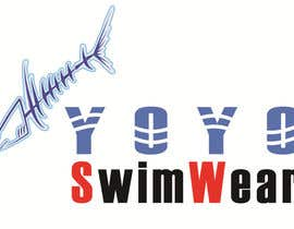 #93 para Logo Design for expensive swimming trunks por sinke002e