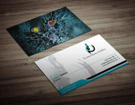 #232 untuk Create a Business Card (Logo etc. already existing) oleh mdrony33325