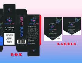 FatemaSmrity tarafından Design Labels and Boxes için no 8
