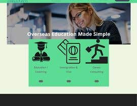 #7 for Redesign Website HomePage by pramodhsp