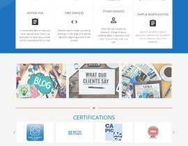 #1 for Redesign Website HomePage by wpinfat