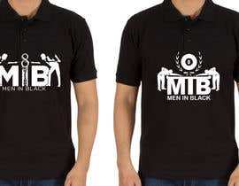 #21 for Logo design for t-shirt by FantasyZone
