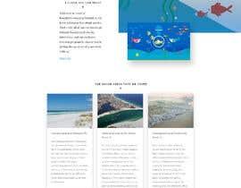 #66 for Need a new updated homepage mockup af odettejansen