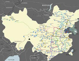 #2 for Subway Map af manjiribhave