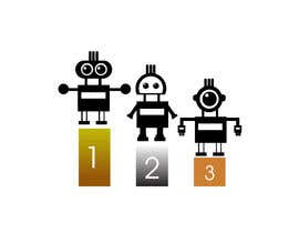 #3 for Robots on the podium winning Gold/Silver/Bronze Medals by rmpinfotec1947