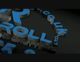 Nro 43 kilpailuun 3D Logo Animation with motivational sound effect käyttäjältä nomansaify