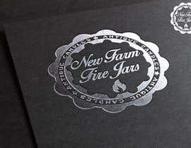 davay tarafından Design a Logo for New Farm Fire Jars - Antique Candles için no 10
