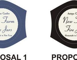 lrrehman tarafından Design a Logo for New Farm Fire Jars - Antique Candles için no 26