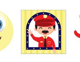 #7 untuk Design the Head Carriage of a Toy Train oleh aatir2