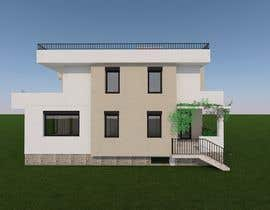#18 for House facade design af xdarii