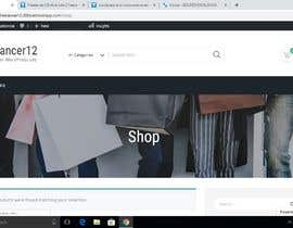 #11 для wordpress and woocomerce set up. Design already made, only product and functionality set up needed от hamzaicp52