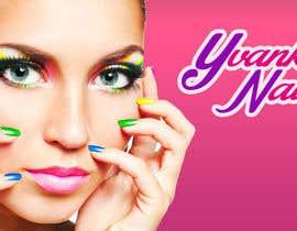 #35 untuk Ontwerp een Logo for YvankaNails oleh nyomandavid