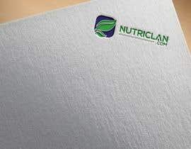 #80 untuk Logo for e-commerce/website of nutrition and business nutriclan.com (under construction) oleh DesignInverter