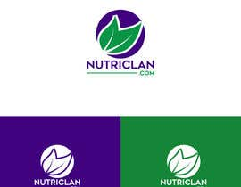 #77 untuk Logo for e-commerce/website of nutrition and business nutriclan.com (under construction) oleh anubegum