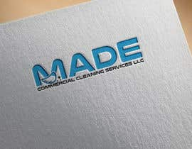 rezwanul9 tarafından Need logo done for Cleaning Business. Company name is M.A.D.E Commercial Cleaning Services LLC. Company cleans offices in commercial buildings such as banks, daycares, doctor offices, corporate offices, schools.  Vacuums, brooms and mops are used. için no 8