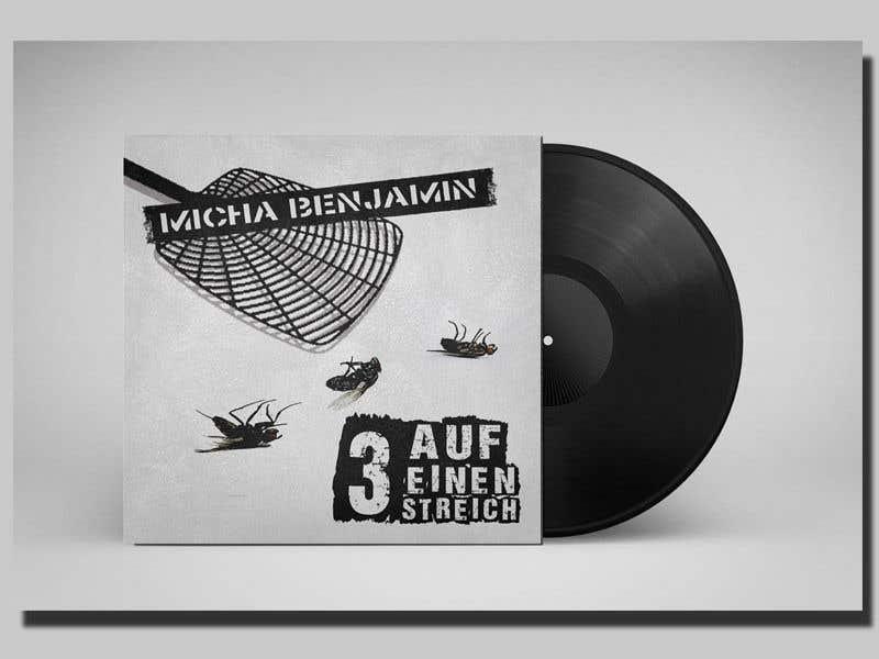 Bài tham dự cuộc thi #25 cho EP--Cover-Design
