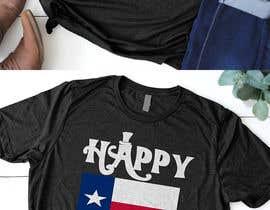 #92 para Texas t-shirt design contest de saviarsarkar