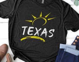 #135 for Texas t-shirt design contest by saviarsarkar