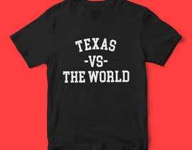 #30 for Texas t-shirt design contest by AfdanZulhi