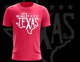 Nro 205 kilpailuun Texas t-shirt design contest käyttäjältä hasembd