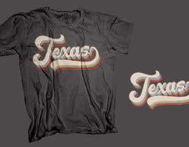 #174 for Texas t-shirt design contest by MdRobiulHOssin