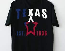 #98 , Texas t-shirt design contest 来自 arislam2