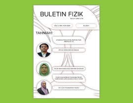 #12 for Design a Simple Template for Academic Bulletin by jonyparvez