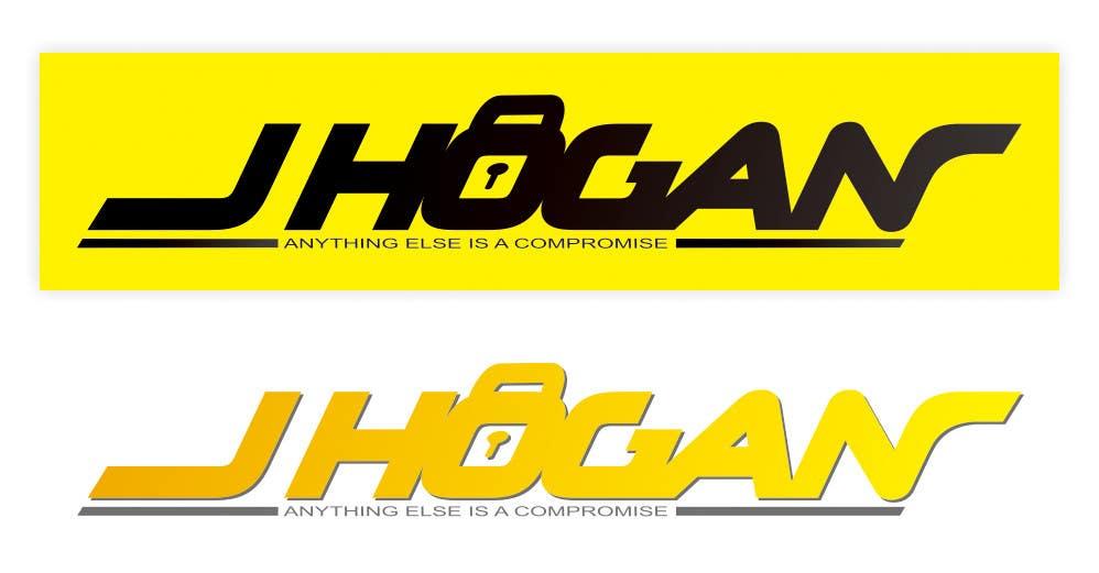 Proposition n°                                        20                                      du concours                                         J Hogan Group Logo