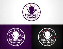 #2 untuk Challenge Parties Logo oleh ArtRaccoon