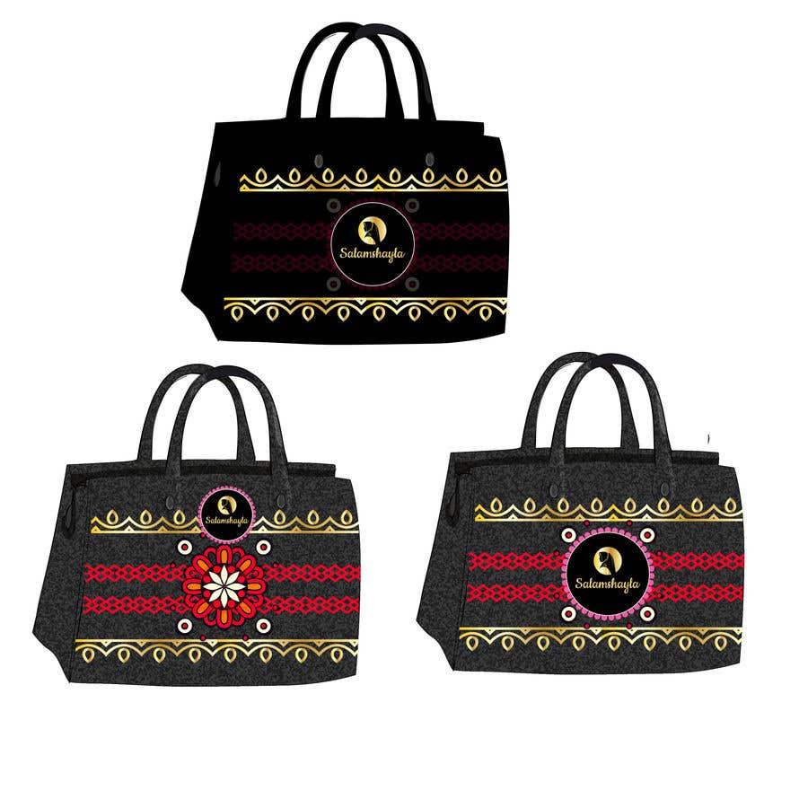 Konkurrenceindlæg #50 for Build a Hijab brand design and polymailer bag design