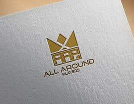 #8 for All Around Players Logo Design af rimarobi