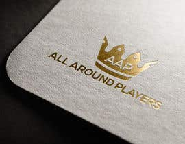#32 for All Around Players Logo Design af rezwanul9