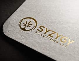 nº 379 pour Syzygy Solutions Astrological Rustic Occult Logo Mission par sagorak47