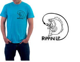 nº 17 pour Logo Design for Rippin Lip par leo98
