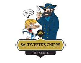 #44 for Salty/Pete's Chippy by gallipoli