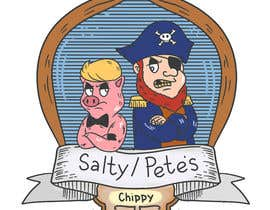 #62 for Salty/Pete's Chippy by jasongcorre