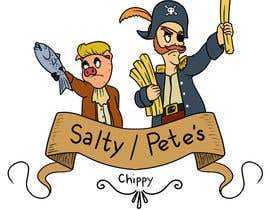 #70 for Salty/Pete's Chippy by jasongcorre