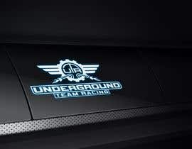#196 for Underground Team Racing - Edgy Logo Version by greenmarkdesign