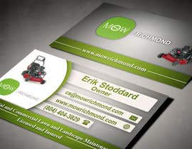 #7 cho Design some Business Cards for Lawn Care Business bởi AlexTV