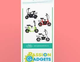 #31 for vertical banner for scooter by mdiqbalhasan250