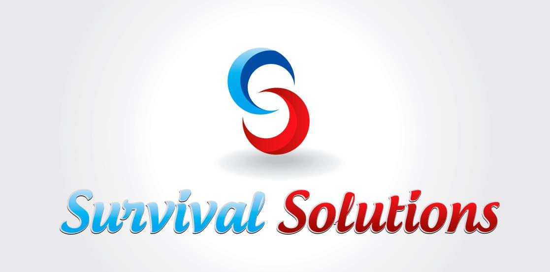 Kilpailutyö #                                        4                                      kilpailussa                                         survival products logo