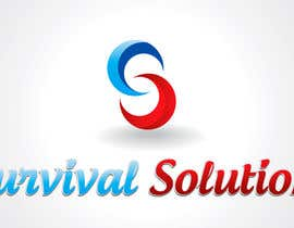 #4 para survival products logo por alphaartistic
