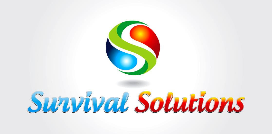 Contest Entry #                                        5                                      for                                         survival products logo