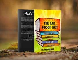 #67 for The Fad Proof Diet Book Covers by RASELHOSSAIN56