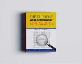#31 for Supreme Word Search Book Cover by hristina1605