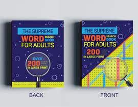 #67 cho Supreme Word Search Book Cover bởi hristina1605