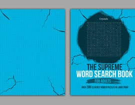 #25 for Supreme Word Search Book Cover by freeland972