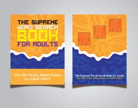 #36 for Supreme Word Search Book Cover by honourdesign