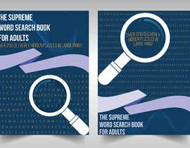 #63 cho Supreme Word Search Book Cover bởi Khalidibnamin