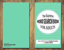 #18 for Supreme Word Search Book Cover by nazrananahrin